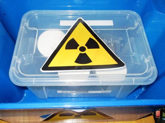 Radioaktive Gesteine an Salzburger Schulen<br/>