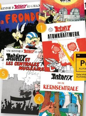"""<p><strong>Ausstellungseröffnung</strong></p><p>Asterix und das Atomkraftwerk -</p><p>""""Schicksal"""" und Ausstrahlung eines Comic-Raubdrucks aus Österreich</p>"""