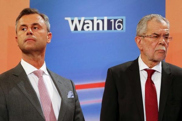 Bundespräsidentenwahl Österreich: für oder gegen EURATOM?