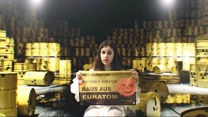 Raus aus Euratom