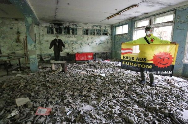 Tschernobyl: die andauernde Tragödie