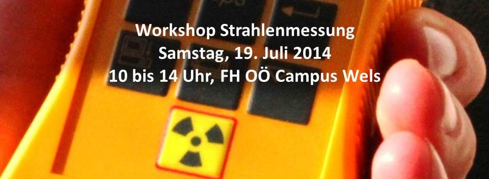 Workshop Strahlenmessung