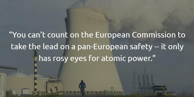ARD-Kommentar für Austritt Deutschlands aus EURATOM