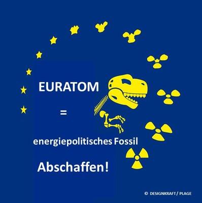 Internationale NGOs fordern:Deutsche EU-Ratspräsidentschaft muss EURATOM-Reform angehen