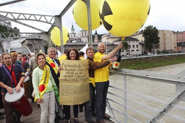 """8. Juli – Atomgegner feiern 20 Jahre""""Aus"""" für den """"WAAhnsinn"""""""