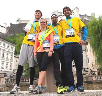 "Salzburgmarathon""RAUS aus EURATOM""<br/>"